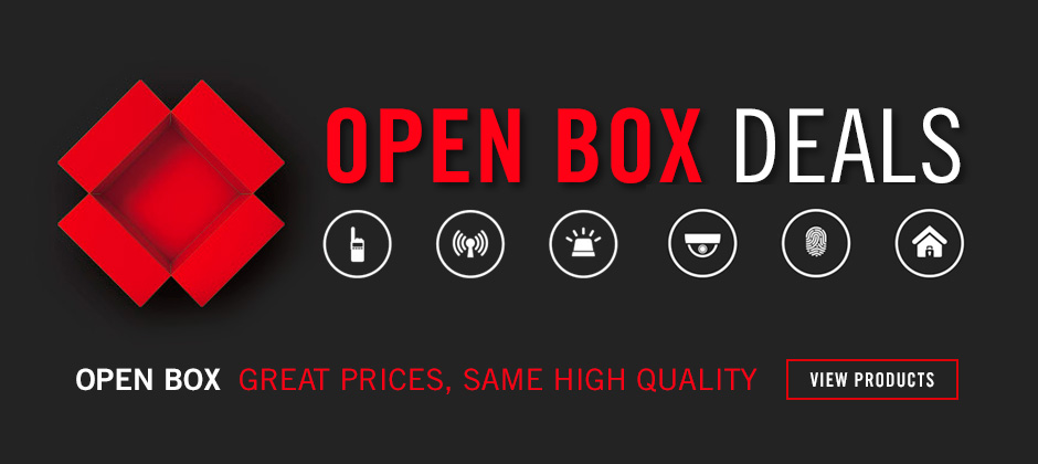 open box products